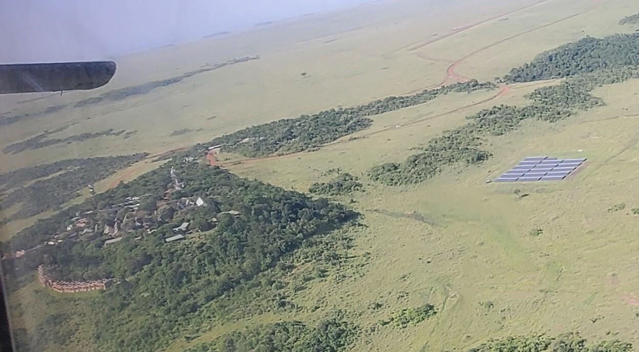 Tesla Masai Mara